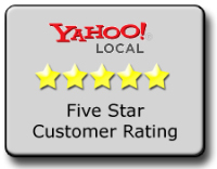 Glendale AC repair service reviewed 5 stars on Yahoo..