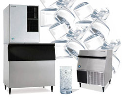 Ice Machine Repair Scottsdale and Phoenix Metro