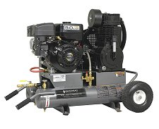 duct cleaning air compressor