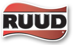Replace your air conditioner, furnace or heat pump with a Ruud system.